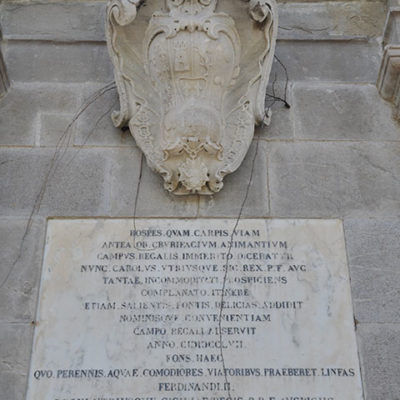 Ariano Irpino Fontana di Camporeale2