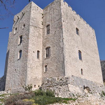 Bagnoli Irpino Castello Cavaniglia5