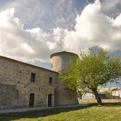 Flumeri Dogana aragonese Palazzo della Bufata2