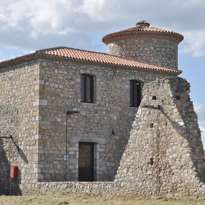 Flumeri Dogana aragonese Palazzo della Bufata5