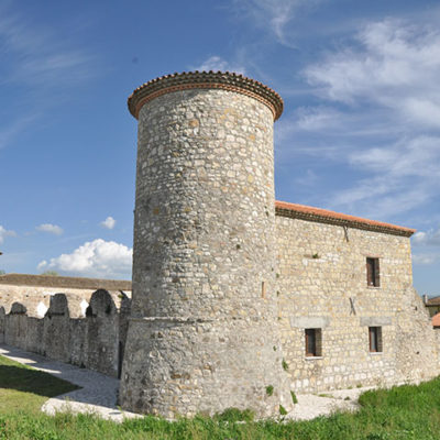 Flumeri Dogana aragonese Palazzo della Bufata6