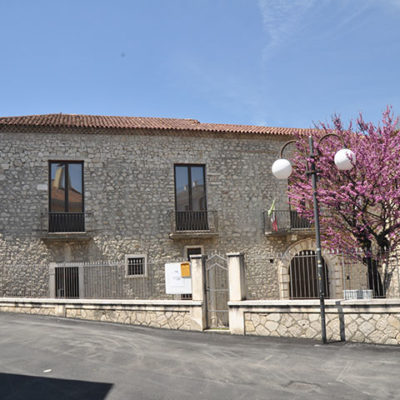 Grottaminarda Castello D'Aquino3