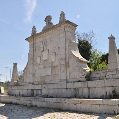 Mirabella Eclano Aeclanum Fontana del Re2