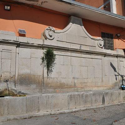 Montaguto Fontana di Ponte Pacicco