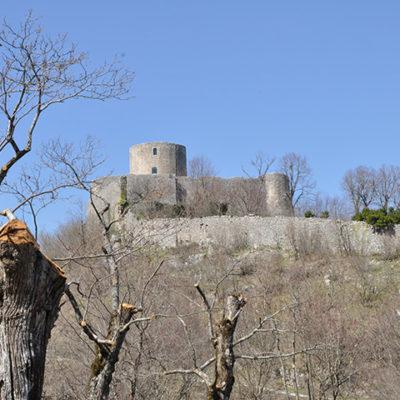 Montella Castello Longobardo