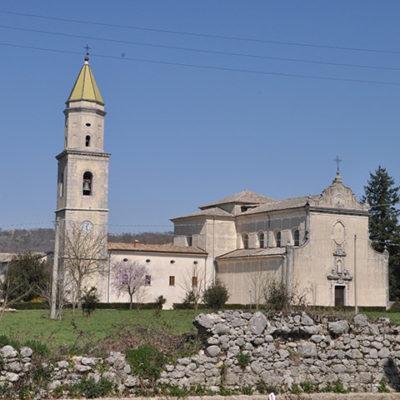 Montella Santuario San Francesco a Folloni