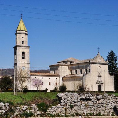 Montella Santuario San Francesco a Folloni bis