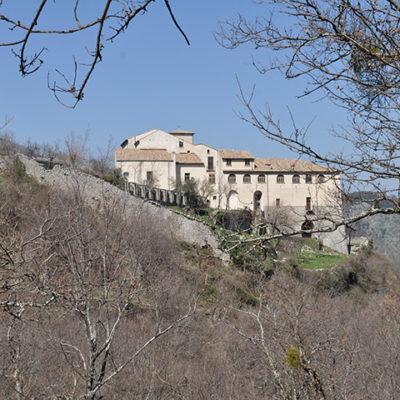 Montella Santuario della Madonna della Neve