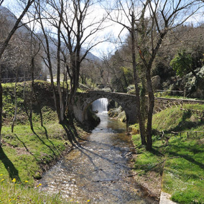 Montella ponte della lavandaia