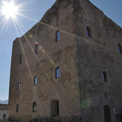 Bagnoli Irpino Castello Cavaniglia13