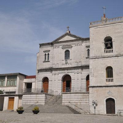 Caposele Materdomini Santuario San Gerardo Maiella (6)
