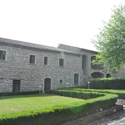 Sant'Angelo dei Lombardi Abbazia del Goleto 2