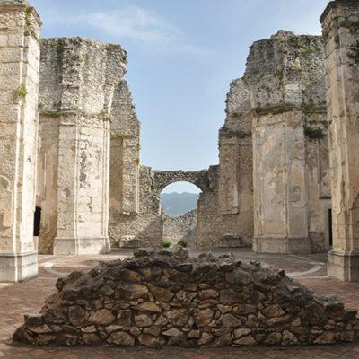 Sant'Angelo dei Lombardi Abbazia del Goleto 8