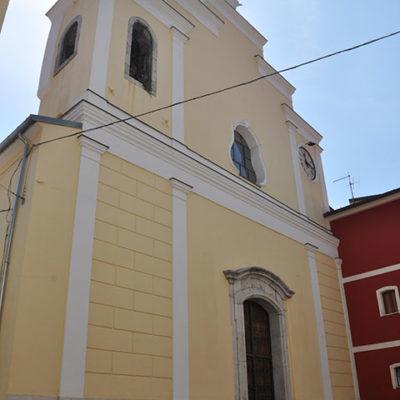Contrada Chiesa S. Giovanni B. e S. M. di Monser