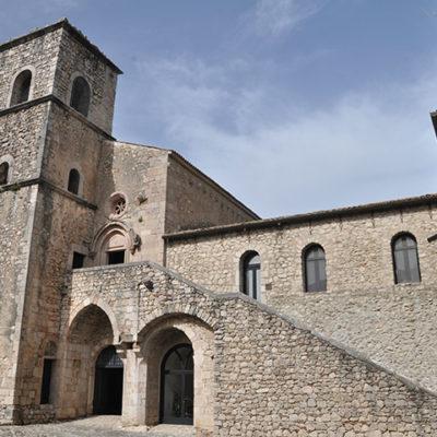 Sant'Angelo dei Lombardi Abbazia del Goleto 4