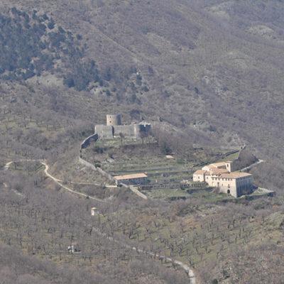 Montella Santuario della Madonna della Neve e Castello Longobardo3